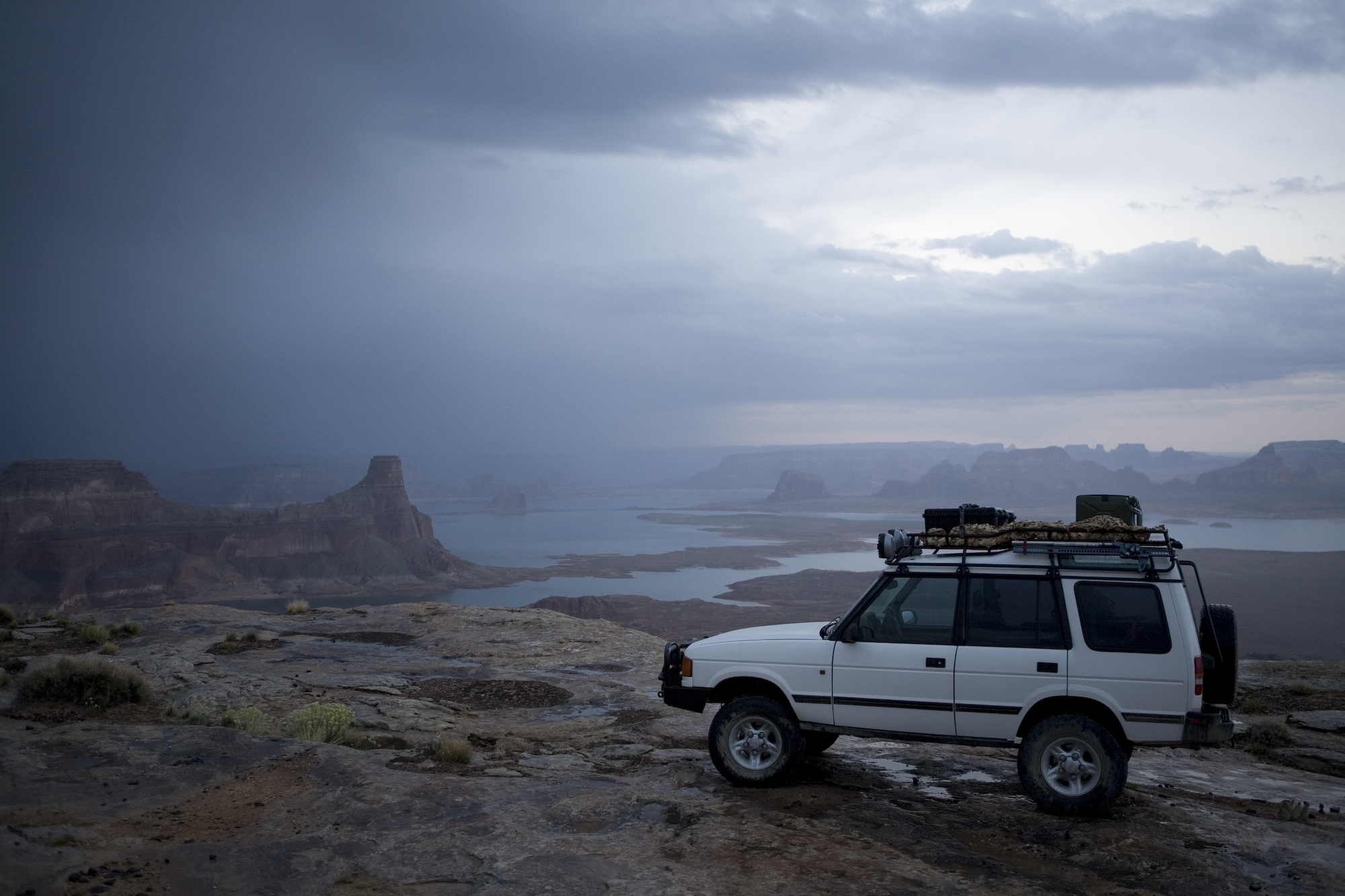 Land Rover / Overland Journal - Auto Commercial Photography